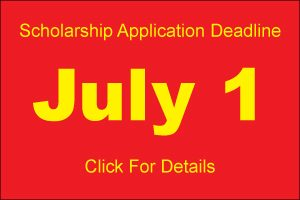 Scholarship deadline