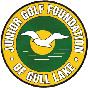 Junior Golf Foundation of Gull Lake Logo